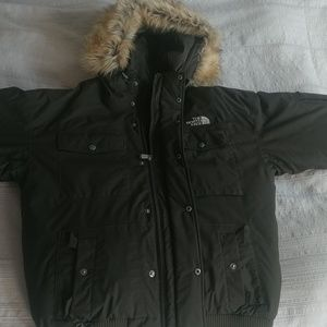 Men's North Face Gotham Jacket (Large)